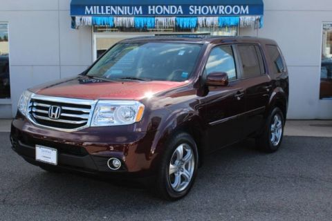 certified pre owned 2015 honda pilot 4wd 4dr ex l suv in hempstead u23027t millennium honda. Black Bedroom Furniture Sets. Home Design Ideas